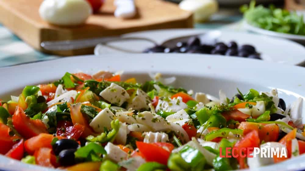 sagra dell'insalata grika e della salsiccia 2018-2
