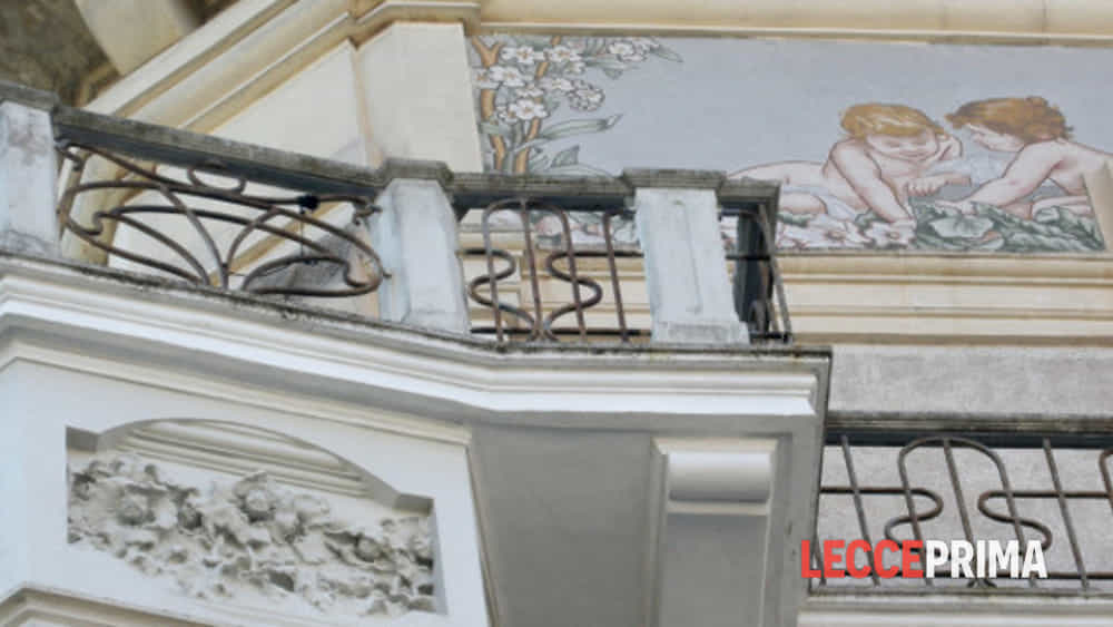 sulle ali del liberty a lecce. passeggiata tra ville e palazzi dell'art nouveau-7