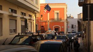 via Roma, a Matino-2