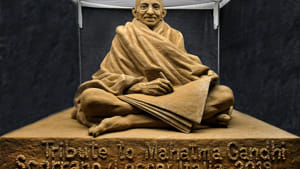 Statua Mahatma Gandhi-2