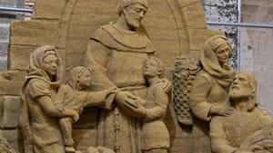 Statua San Francesco-2