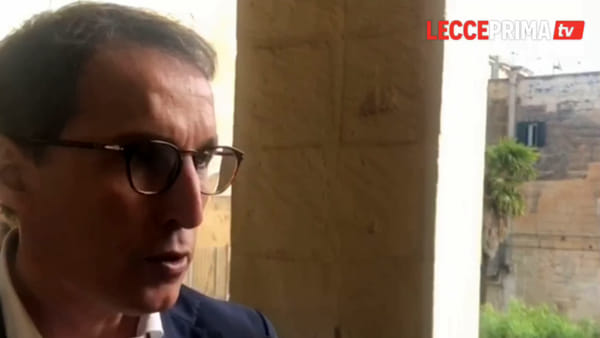 "Video | Maltempo, ministro: ""Situazione del Salento monitorata costantemente"""
