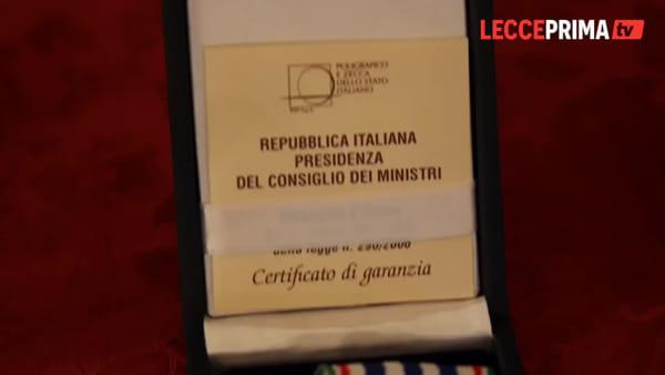 Video | Giorno della memoria, in Prefettura le medaglie d'onore