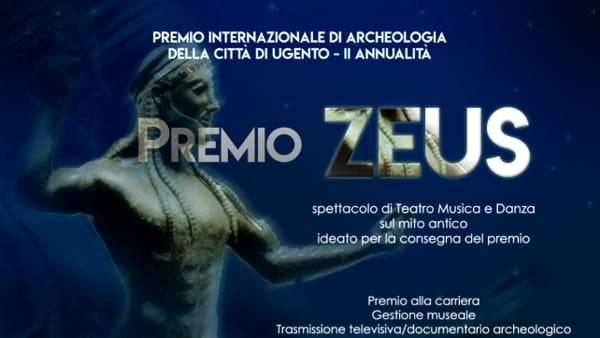Il Premio Zeus internazionale di archeologia a Ugento