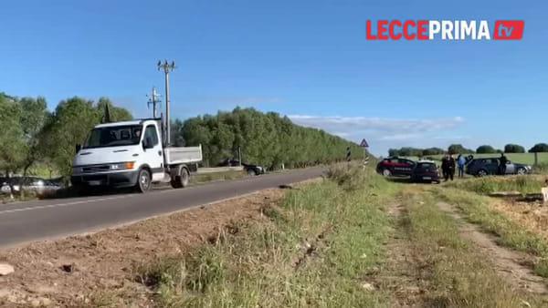 Video | Tragedia sulla provinciale, finisce con l'auto dentro una scarpata