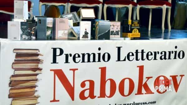 Cerimonia di premiazione Nabokov 2019