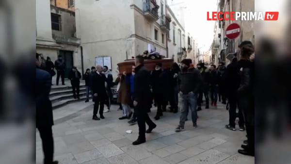Video | Riuniti a San Matteo per l'arrivederci della città all'amico Francesco