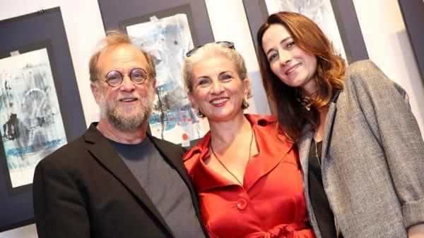 Giorgia Santoro, Pat Battstone e Daniela Chionna a Galatone