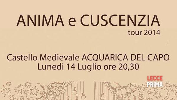 """Gli Ionica Aranea presentano il loro nuovo cd """"Anima e cuscenzia"""""""