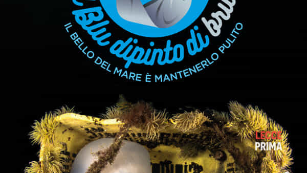 """Pescatori a caccia di rifiuti: """"Nel blu dipinto di b…rutto"""""""