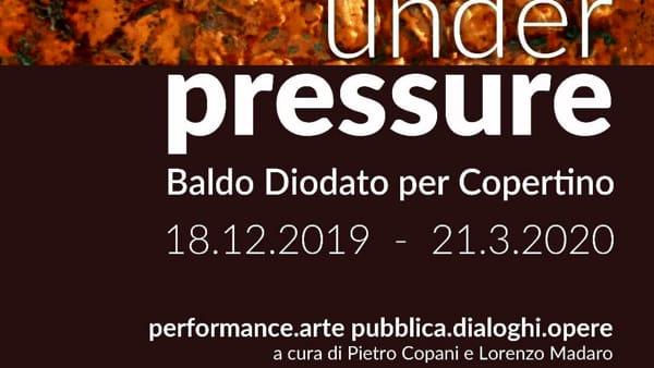 """""""Under pressure. Baldo Diodato a Copertino"""": la mostra"""