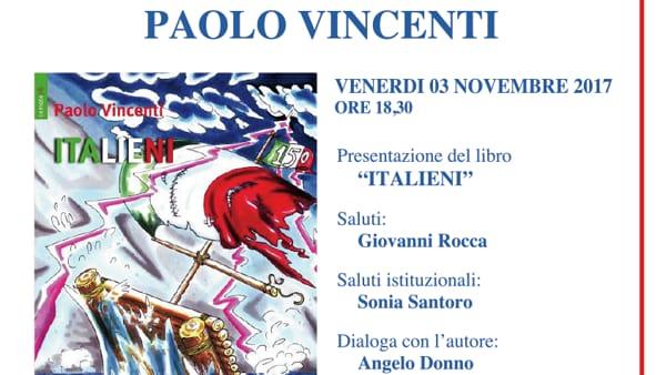 """""""Italieni"""": il libro presentato a Taurisano"""
