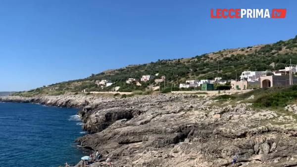 Video | Marina di Andrano, ricerche in atto di un uomo disperso nelle acque