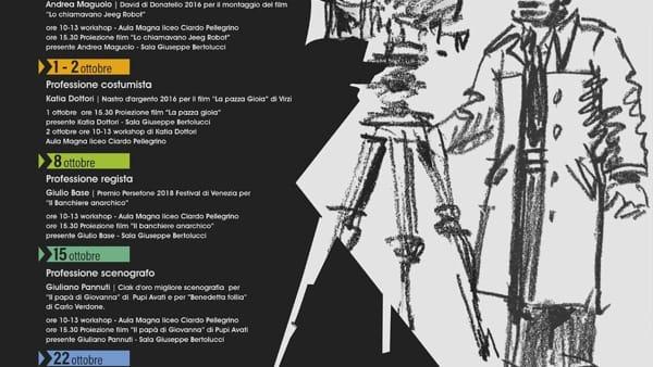 I mestieri del cinema: sei incontri con i professionisti a Lecce
