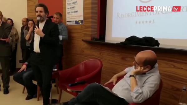 Video | Zingaretti a Lecce, Carlo Salvemini esorta il Pd a ritornare nelle piazze
