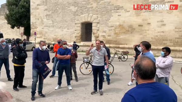 Video | Assessore e dirigente di Palazzo Carafa incontrano gli ambulanti