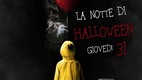 Notte di Halloween all'hotel Zenit