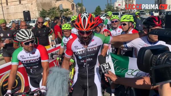 Video | Obiettivo Tricolore: pensando ad Alex Zanardi, gli atleti al traguardo
