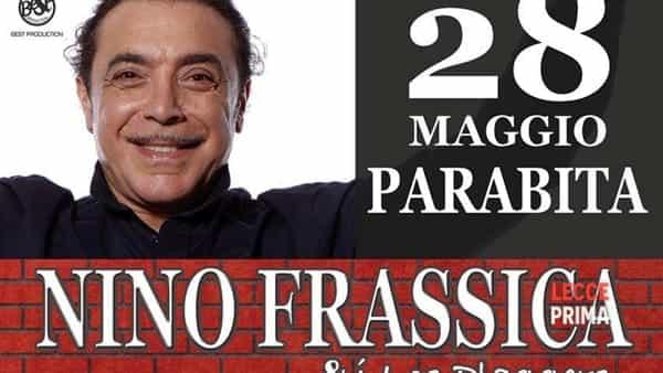 Nino Frassica a Parabita
