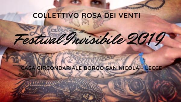 """""""Festival dell'invisibile"""" a cura della scrittrice Luisa Ruggio"""