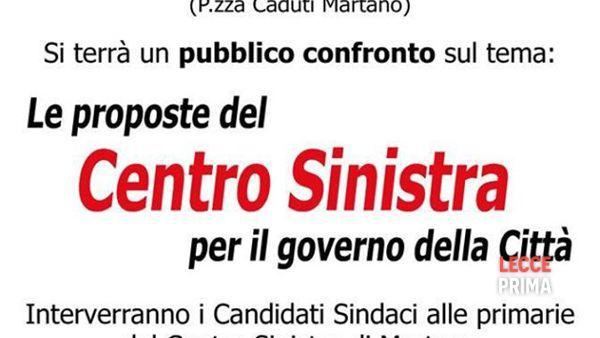 Le proposte del centrosinistra per il governo della città