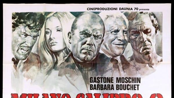 """Museo Storico di Lecce propone la proiezione del film """"Milano Calibro 9"""""""