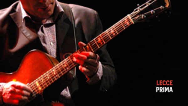 Peter Bernstein e Guido Di Leone in concerto a Lecce