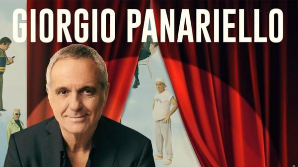 """Giorgio Panariello torna a teatro con """"La favola mia"""""""