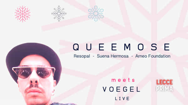 Red by night: Outside con Queemose e Voegel live
