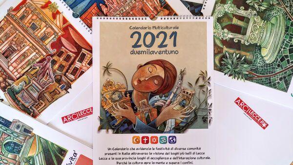 Lecce Calendario 2021 Calendario 2021: Arci Lecce celebra l'accoglienza e la