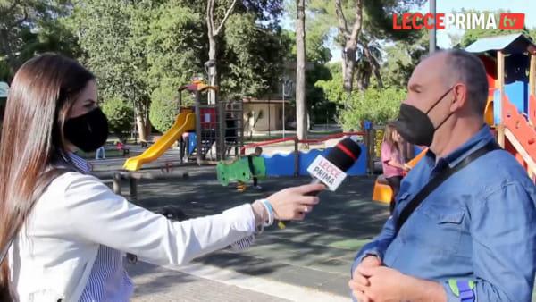 Video | Vivere i parchi al tempo del Covid: tutti in coda per il proprio turno