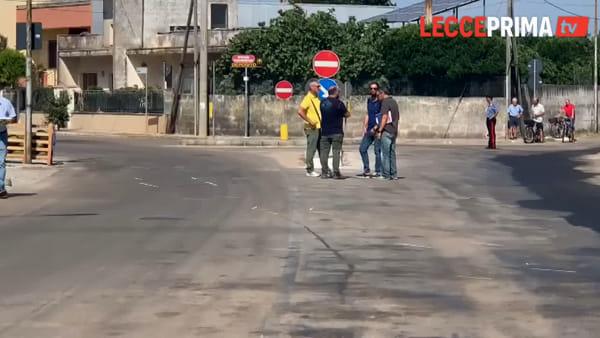 Video | Ore 6,20 del mattino, agguato in strada: 32enne colpito alle spalle
