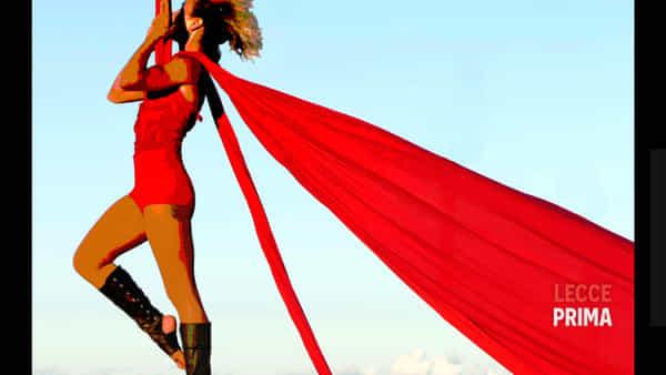 Corso di acrobatica aerea