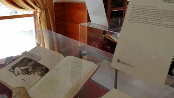 Mostra di rarità bibliografiche e documentarie