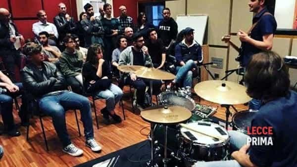 Open day ai laboratori musicali di Trepuzzi