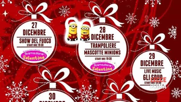 "Fiera ""Sapori di Natale"": quattro serate di musica e degustazioni"