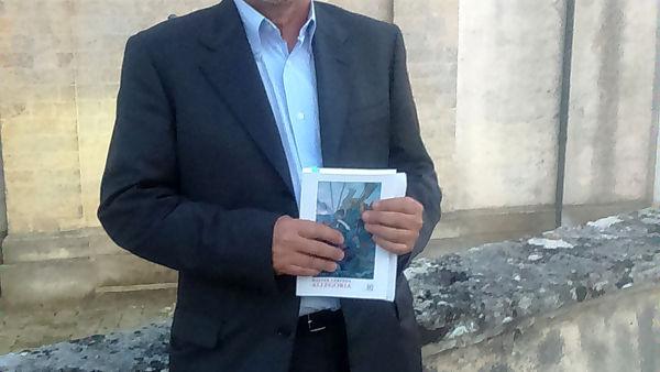 """""""Allegoria"""", appuntamento a Patù con il romanzo di Cerfeda"""