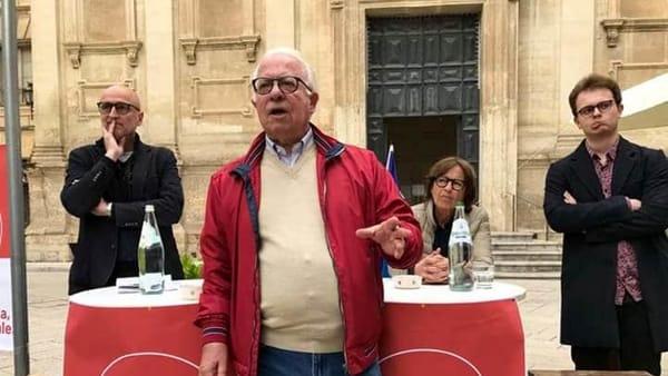 Video   Mario Fiorella, la chiamata al voto per Sinistra Comune - #Lecce2019