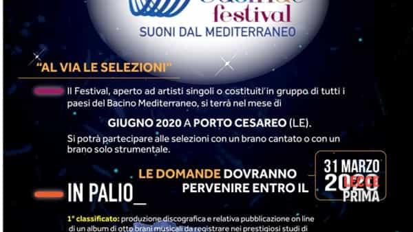 Porto Cesareo: al via le selezioni per il Sasinae Festival