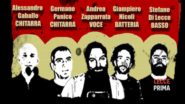 South Nnegrita tribute band live al Locale birreria con cucina