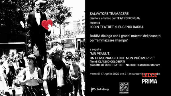 """teatro koreja e odin teatret in streaming su youtube e il teatro italiano fa comunità in """"rete digitale""""-3"""