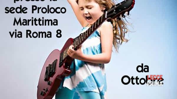 Corso di chitarra a Marittima