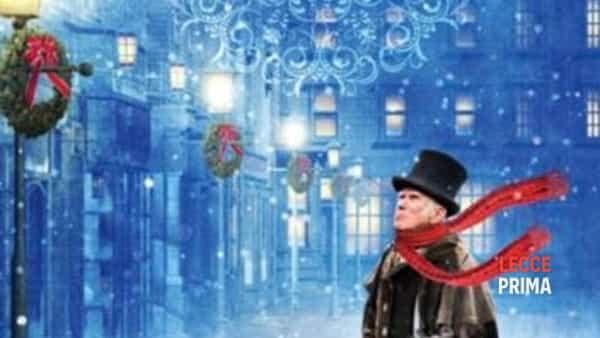 A Christmas Carol: spettacolo teatrale con attori, carillon e fisarmonica