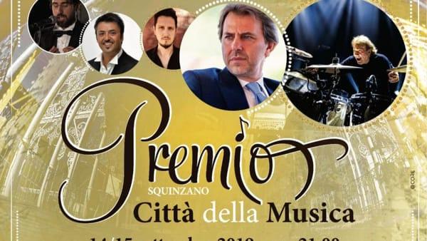 """Premio """"Città della musica"""" a Squinzano"""