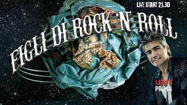 """""""Figli di Rock 'n' Roll""""  sul palco del Movida Live & Music in onore di Ligabue"""
