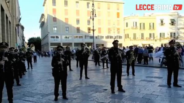 VIDEO | Flash mob in piazza: tradizioni e feste patronali ancora in panne