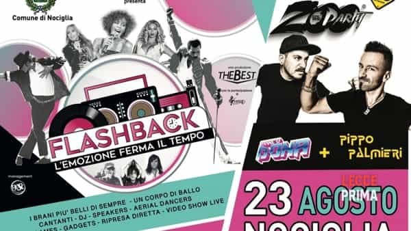 """""""Flashback"""" in concerto a Nociglia"""
