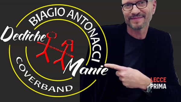 Dediche&manie: Biagio Antonacci coverband