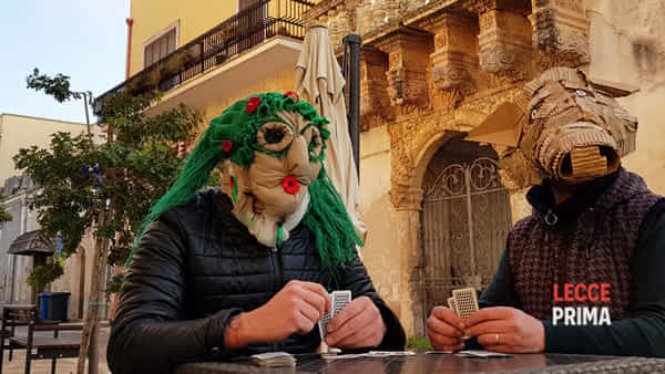 Grande sfilata del Carnevale della Grecìa salentina e martignanese