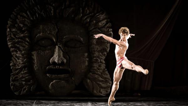 Premio Zeus con Livia Azzariti e il Balletto del Sud
